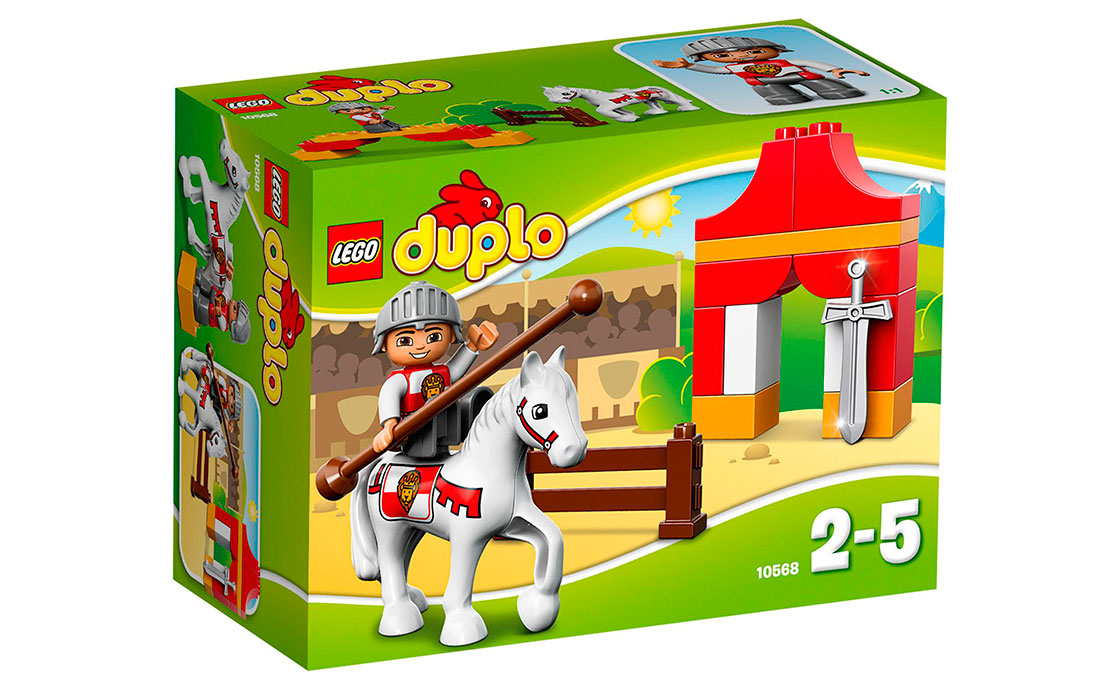 LEGO DUPLO Лицарський турнір (10568)