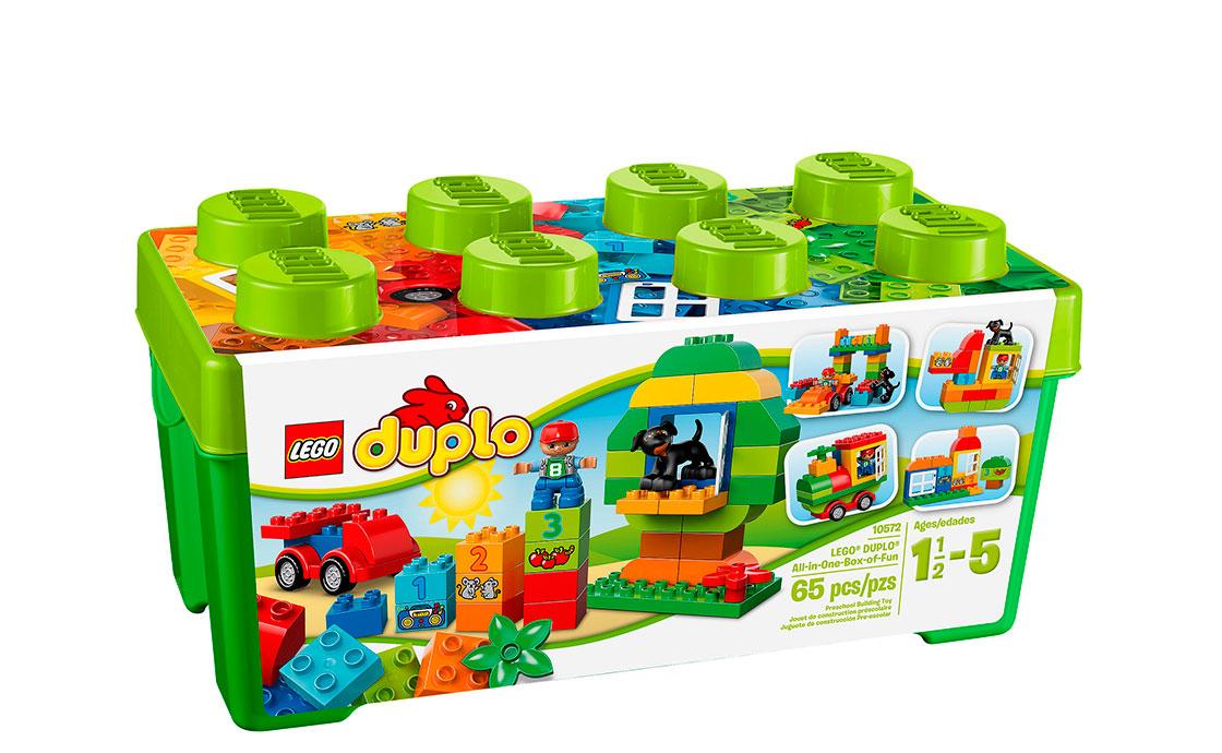 LEGO DUPLO Все для веселья (10572)