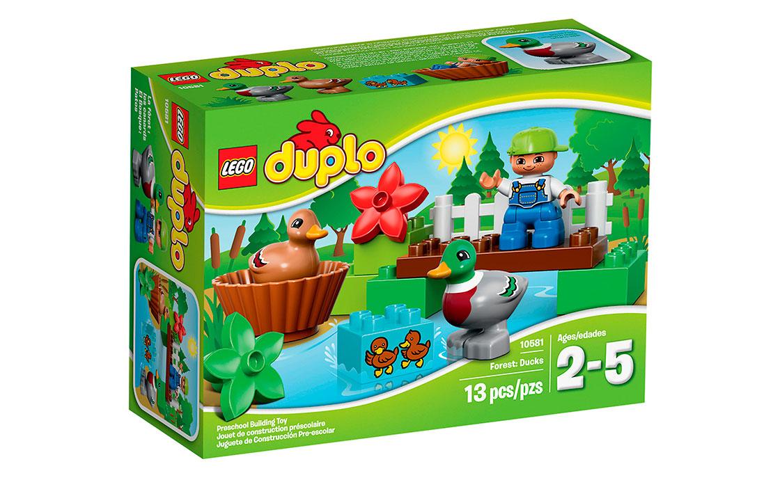 LEGO DUPLO Качечки (10581)