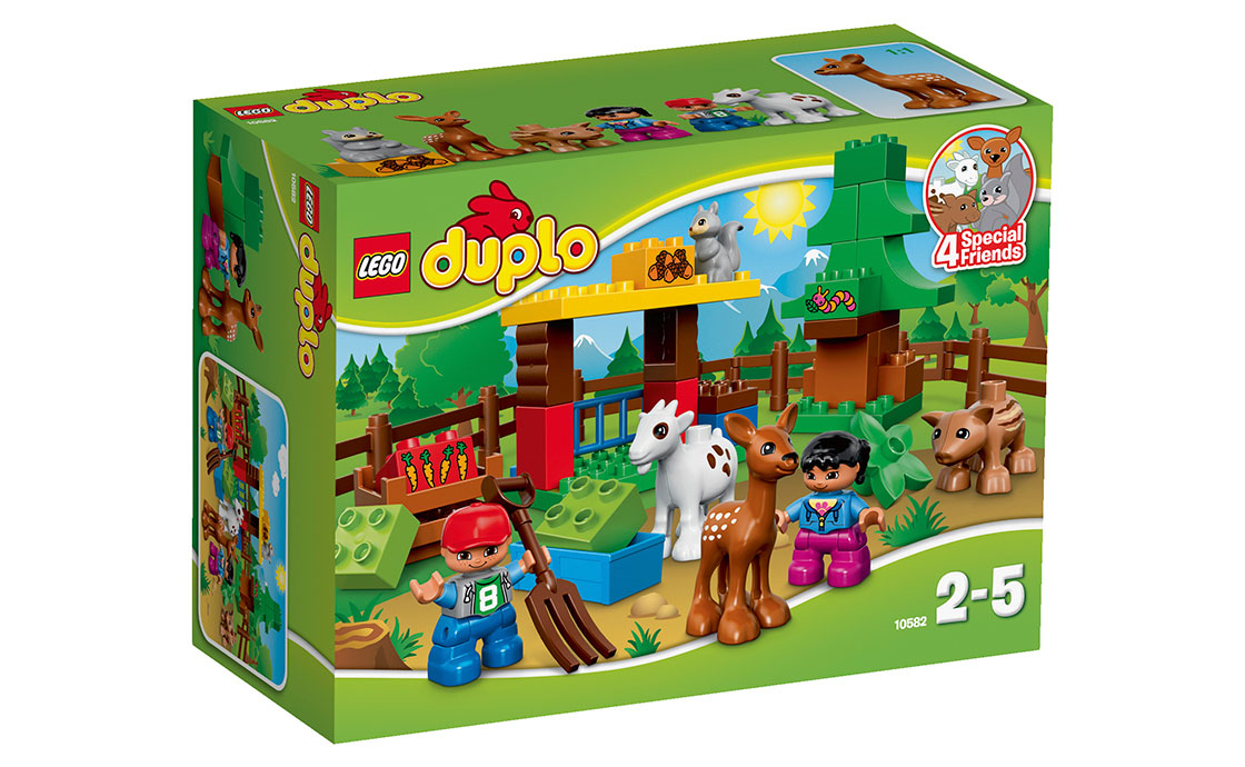 LEGO DUPLO Животные (10582)