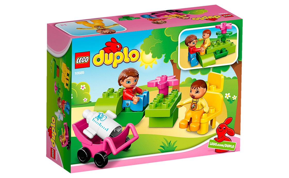 LEGO DUPLO Мамочка с ребёнком (10585)
