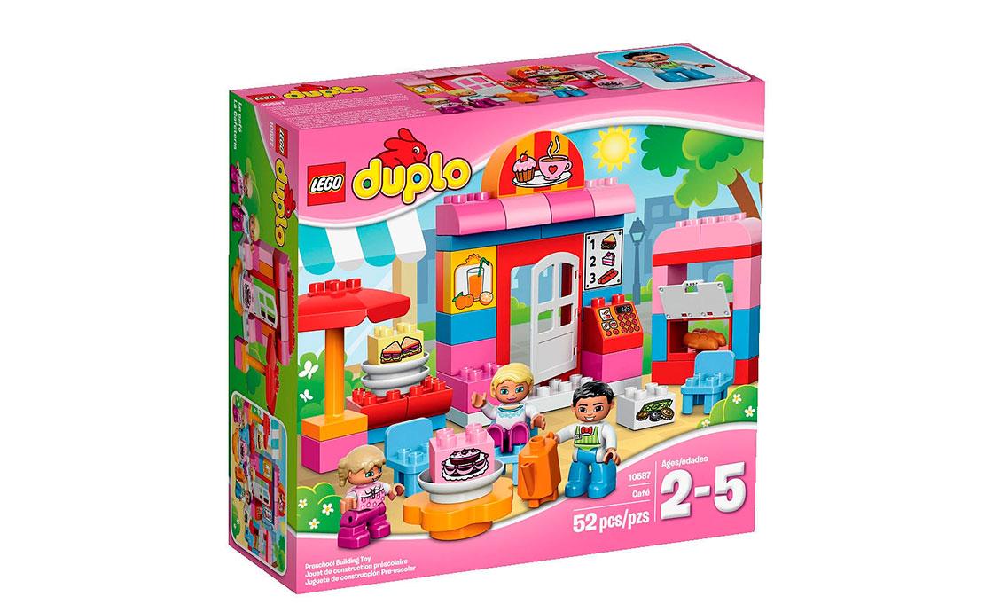 LEGO DUPLO Кофейня (10587)