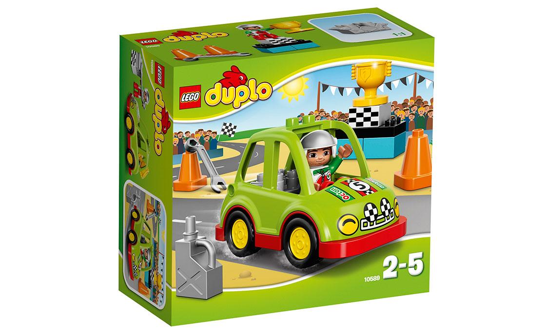 LEGO DUPLO Гоночная машина (10589)
