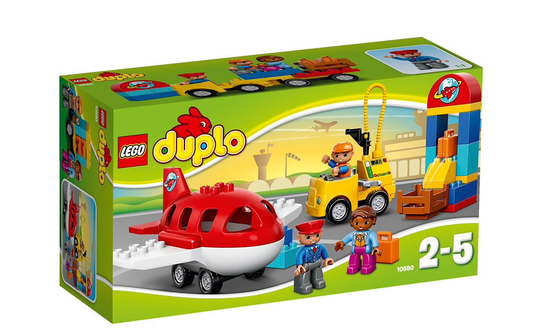 LEGO DUPLO Аеропорт (10590)