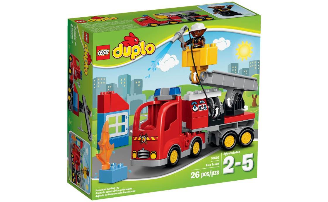 LEGO DUPLO Пожарная машина (10592)