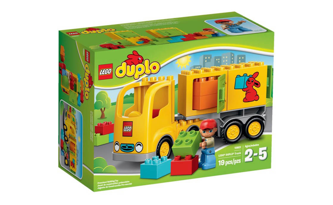 LEGO DUPLO Машина LEGO® DUPLO® (10601)