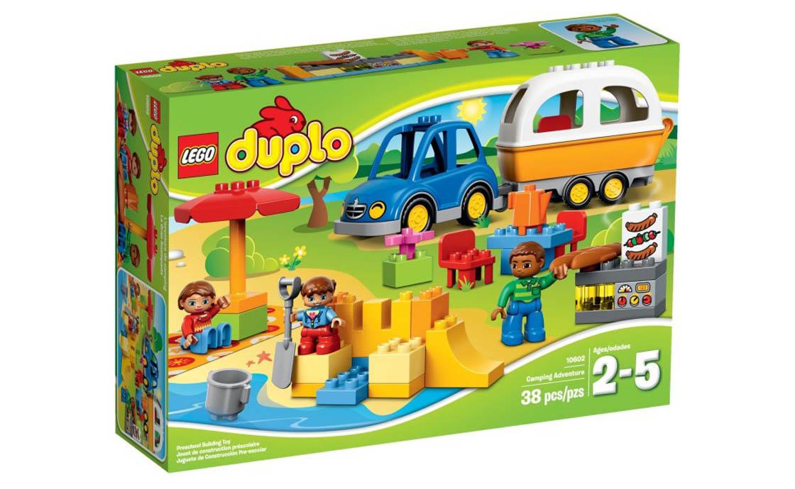 LEGO DUPLO Кемпинг (10602)