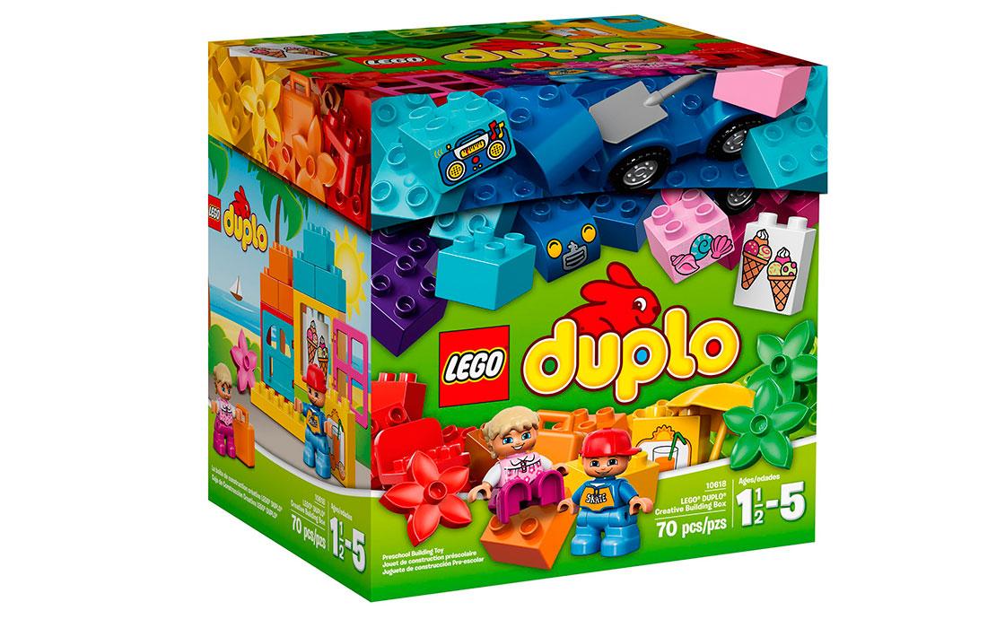LEGO DUPLO Креативная стройка Duplo (10618)