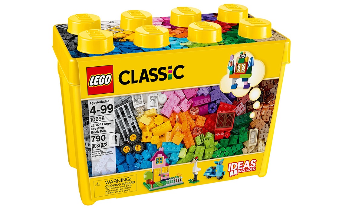 LEGO Classic Большая креативная коробка (10698)