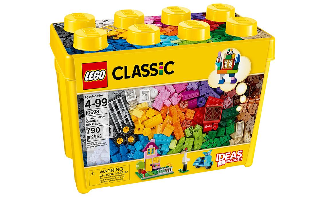 LEGO Classic креативна коробка (10698)