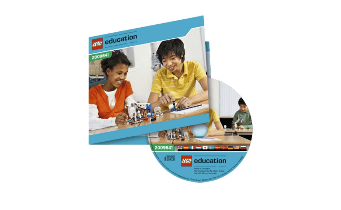 LEGO Education Учебные пособия для набора Пневматика (2009641)
