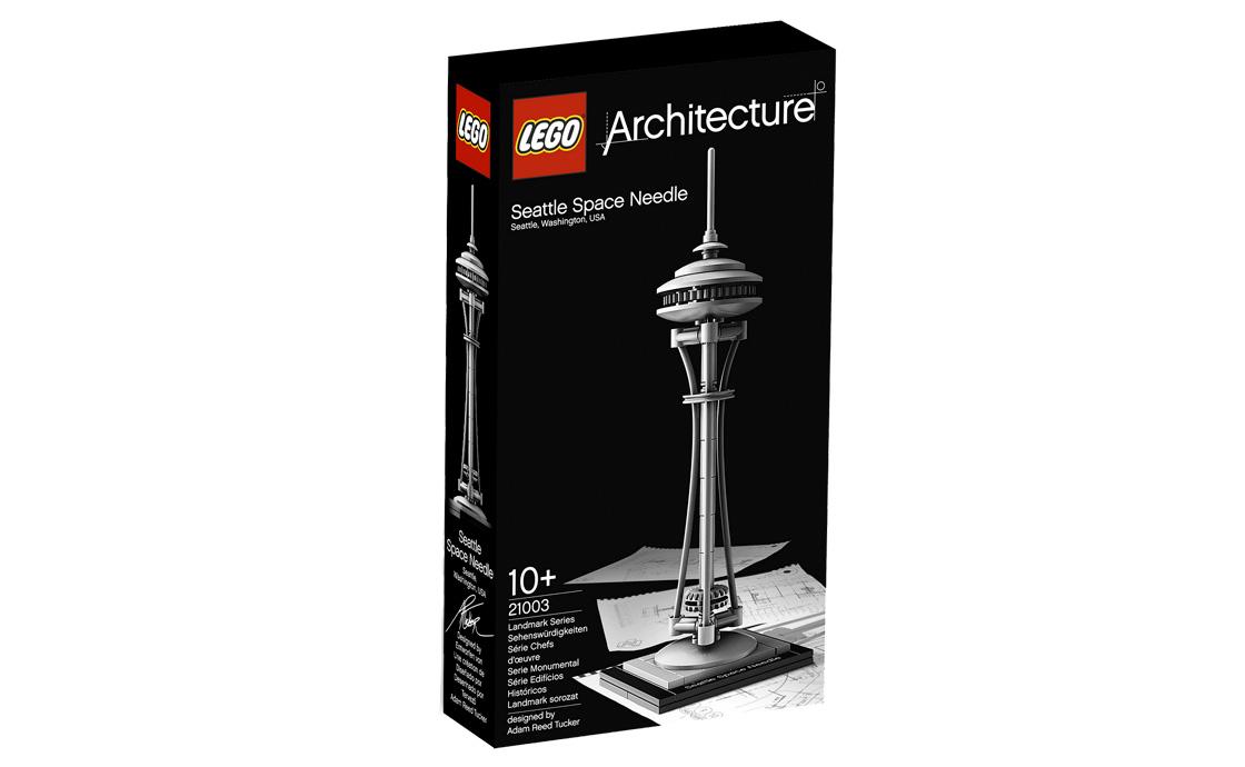 LEGO Architecture Спейс-Нидл (21003)