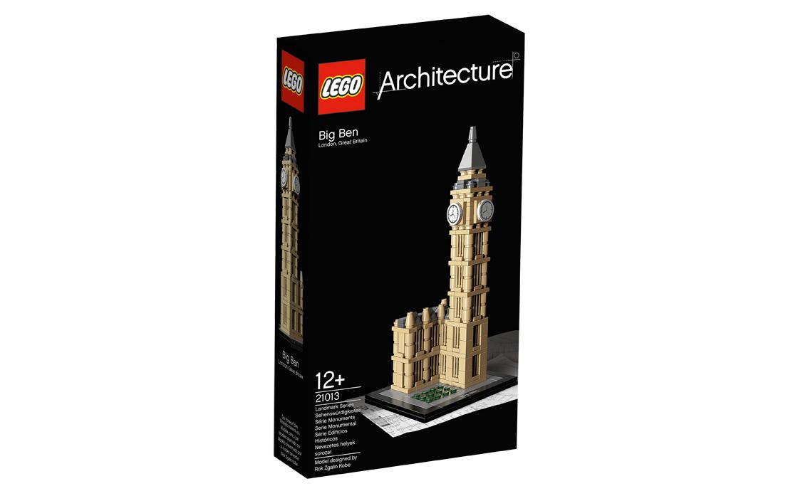 LEGO Architecture Биг-Бен (21013)