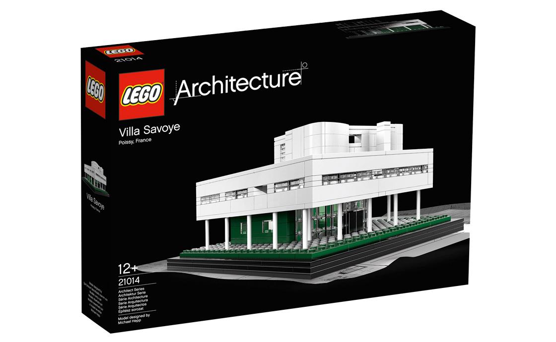 LEGO Architecture Вилла Савой (21014)