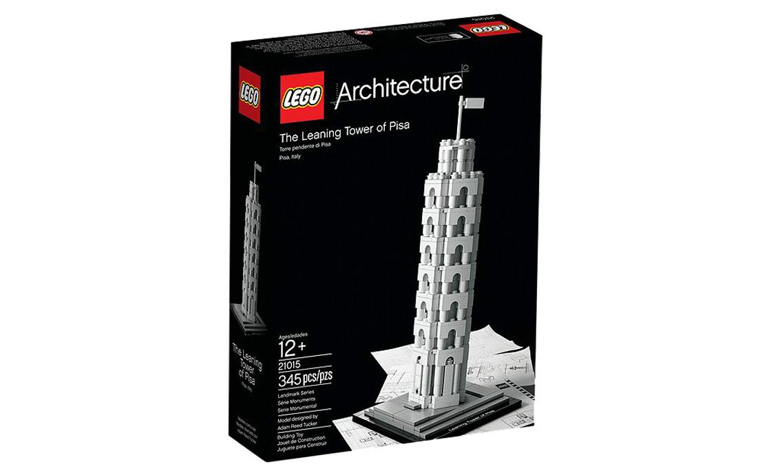 LEGO Architecture Пизанская башня (21015)