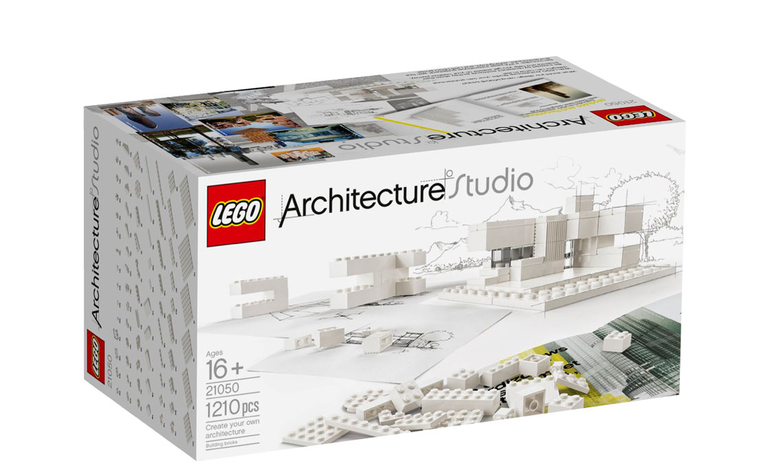 LEGO Architecture Архитектурная студия (21050)
