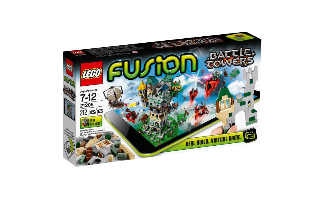 LEGO Exclusive Battle Towers (21205)
