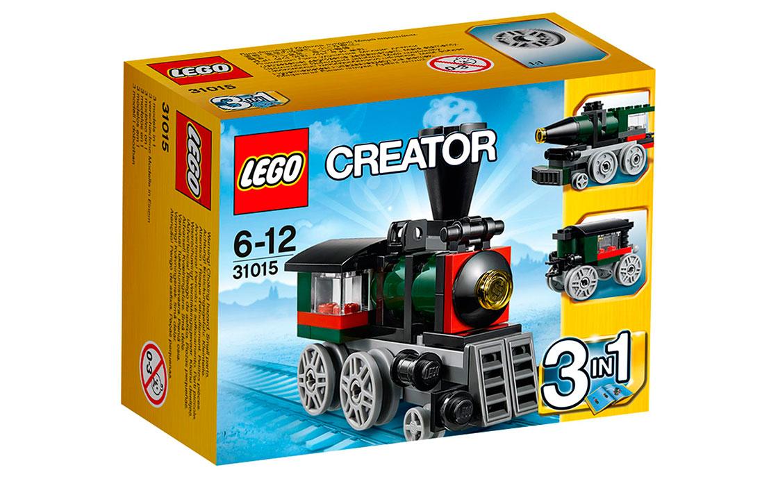 LEGO Creator Изумрудный экспресс (31015)