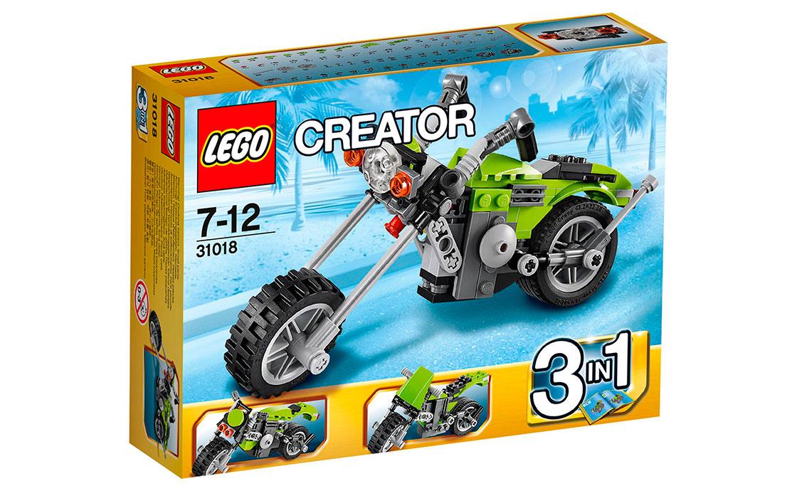 LEGO Creator Круизный Байк (31018)