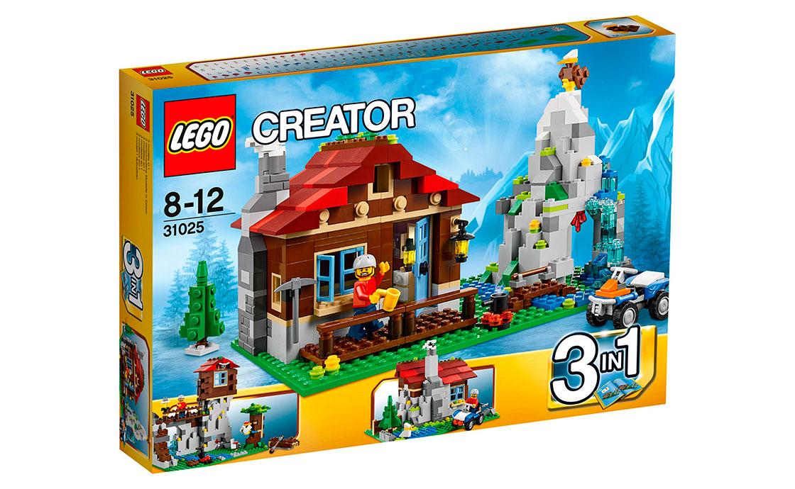 LEGO Creator Горный домик (31025)