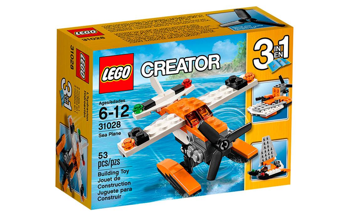 LEGO Creator Морской самолёт (31028)