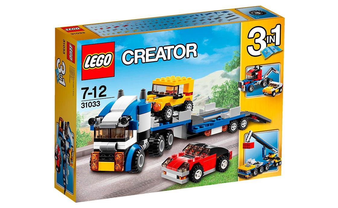 LEGO Creator Транспортировщик автомобилей (31033)