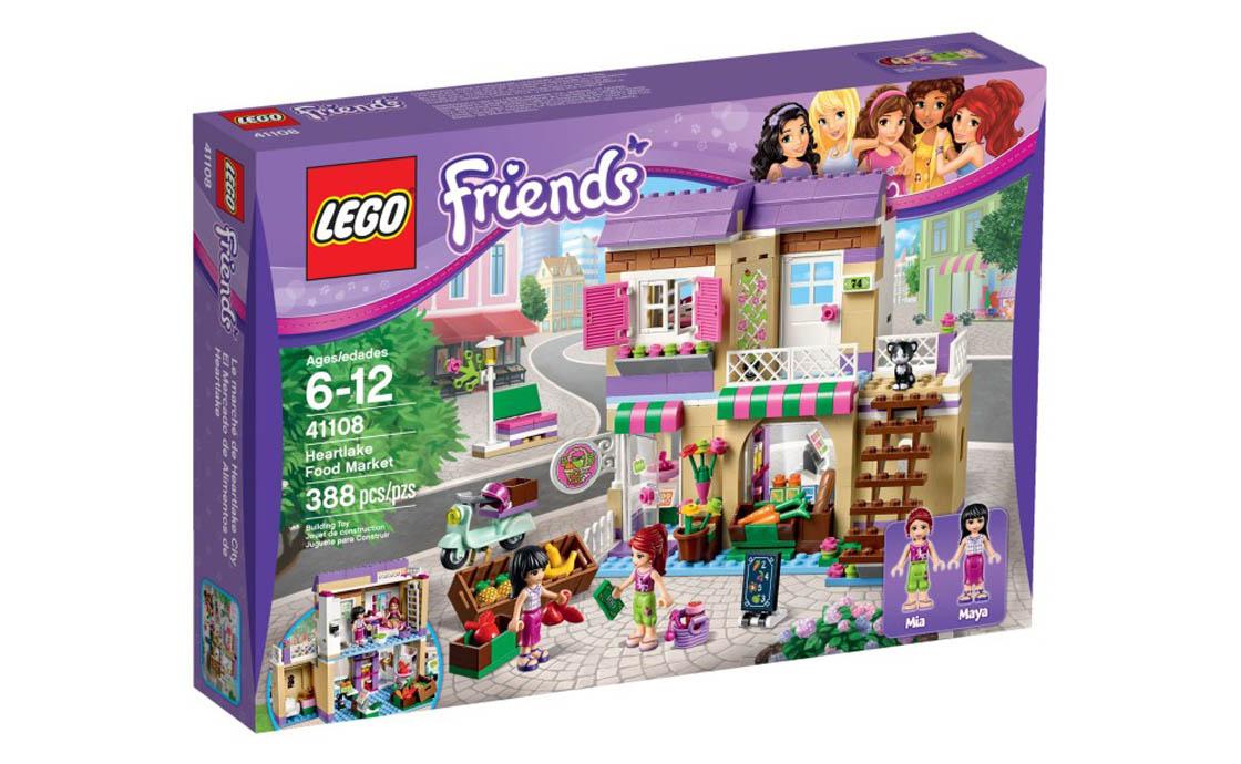 LEGO Friends Продовольча крамниця (41108)