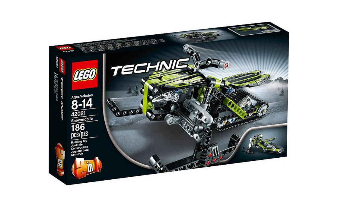 LEGO Technic Снегоход (42021)