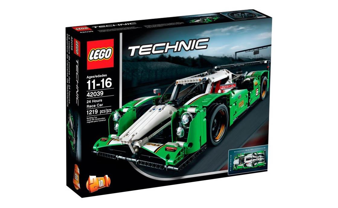 LEGO Technic Гоночная машина (42039)