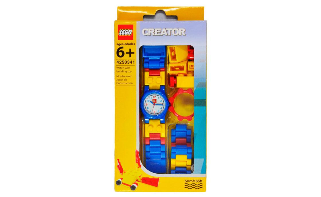 """Часы LEGO Creator Наручные часы """"Classic"""" (4250341)"""