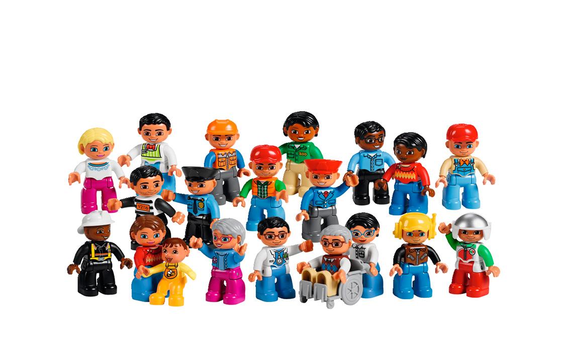 LEGO Education Городские жители (45010)
