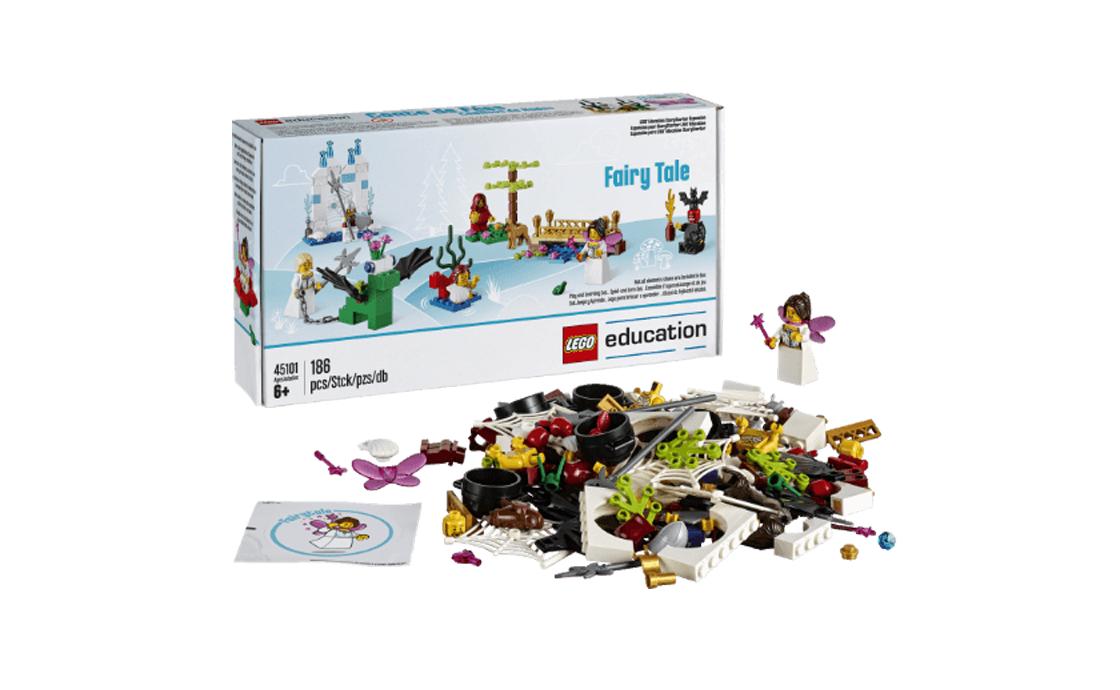 LEGO Education StoryStarter Построй свою историю. Сказки (45101)