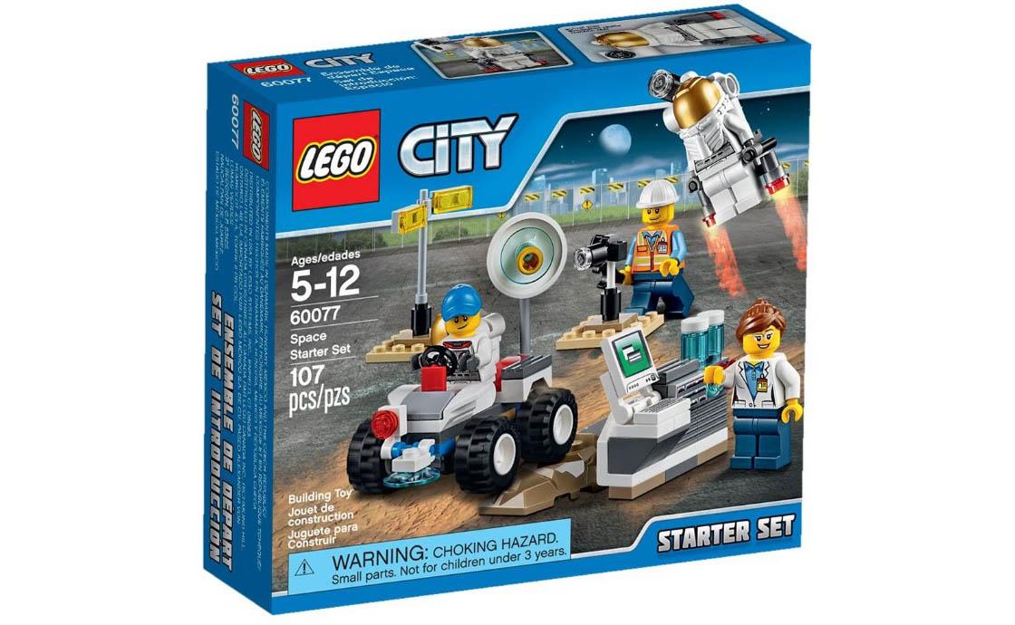 LEGO City Космический стартовый набор (60077)