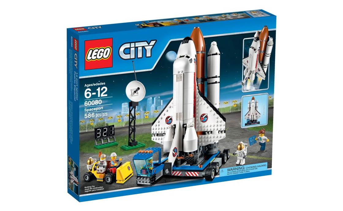 LEGO City Космопорт (60080)
