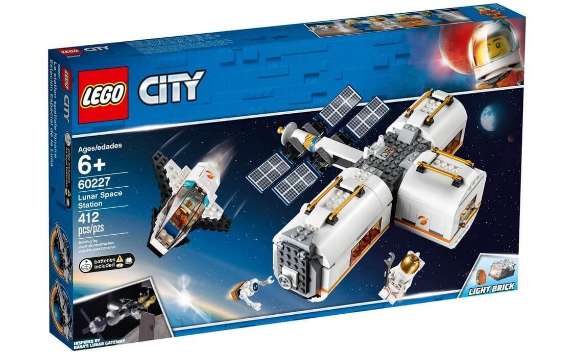 LEGO City Лунная космическая станция (60227)