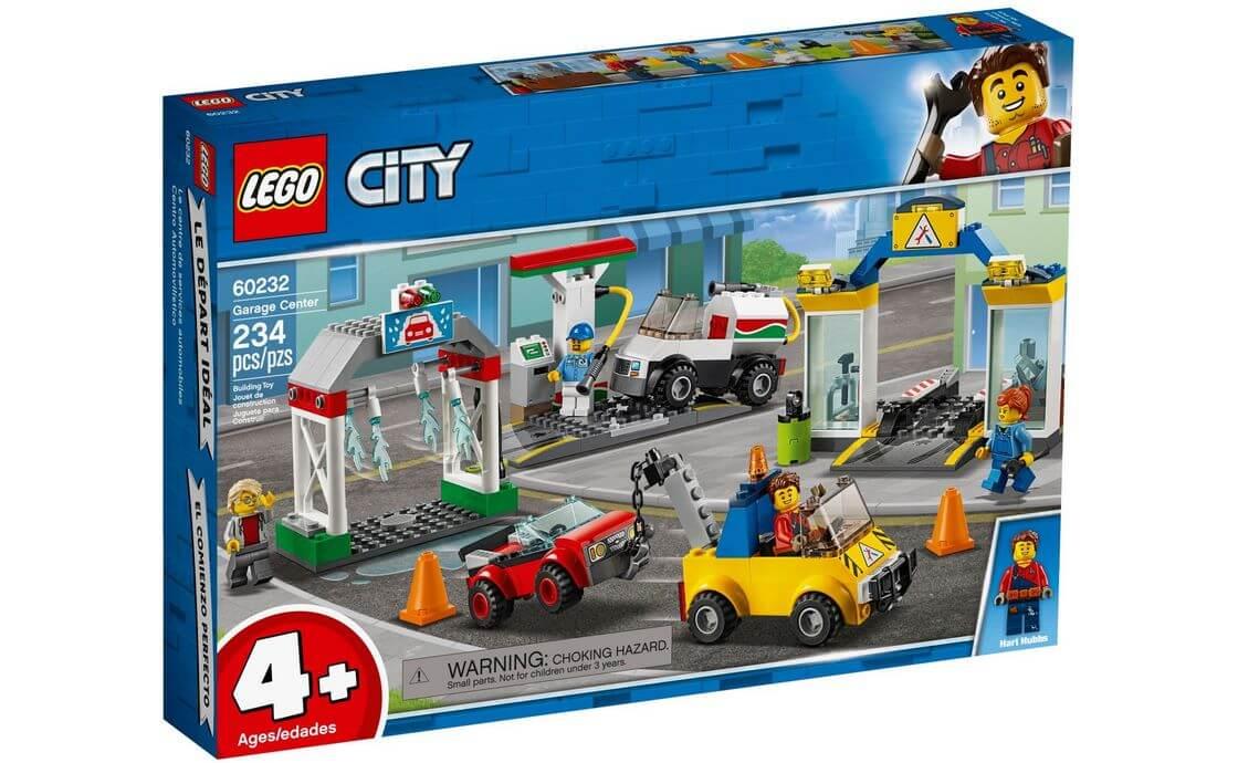 LEGO City «Автостоянка» (60232)