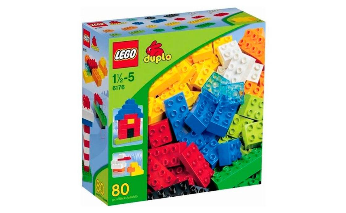 LEGO DUPLO Основные элементы (6176)