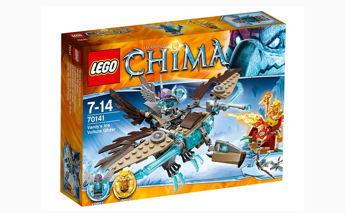 LEGO Legends Of Chima Ледяной планер Варда (70141)