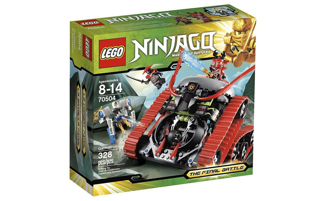 LEGO NINJAGO Гарматрон (70504)