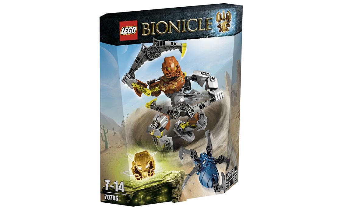 LEGO BIONICLE Похату - Мастер камней (70785)