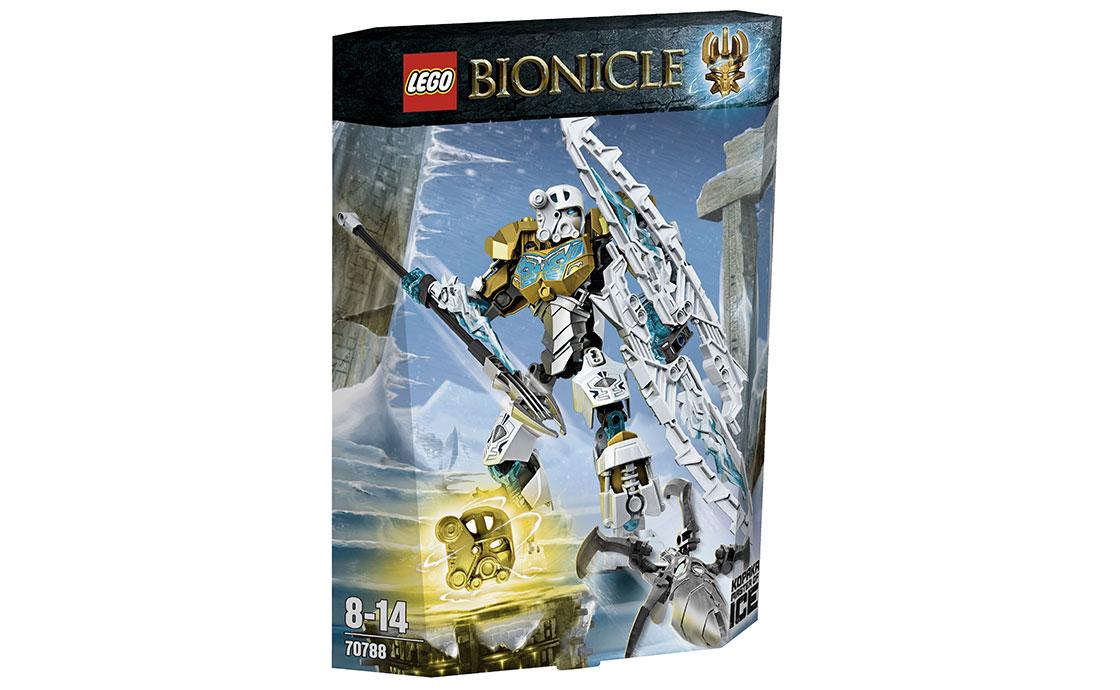 LEGO BIONICLE Копака - Мастер льда (70788)