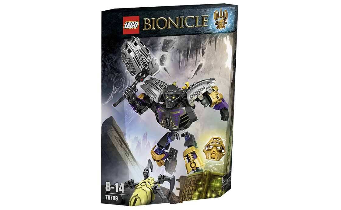 LEGO BIONICLE Онуа - Мастер земли (70789)