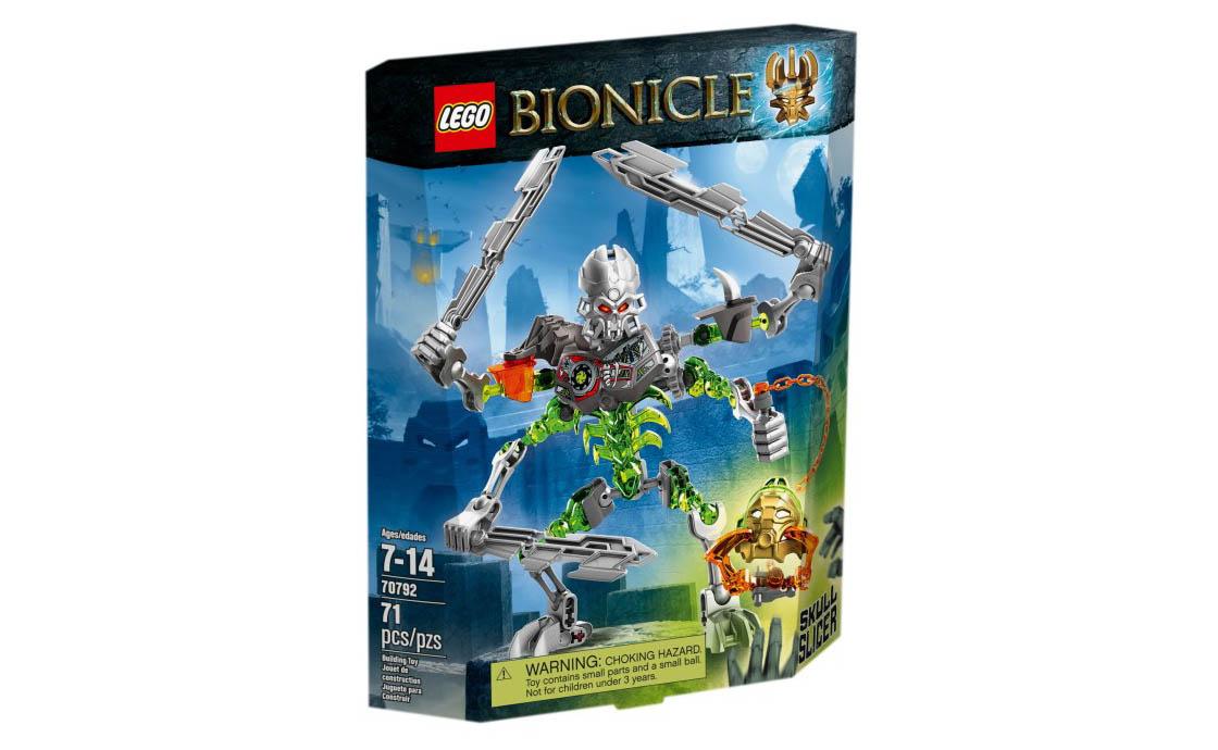 LEGO BIONICLE Череп Рассекатель (70792)