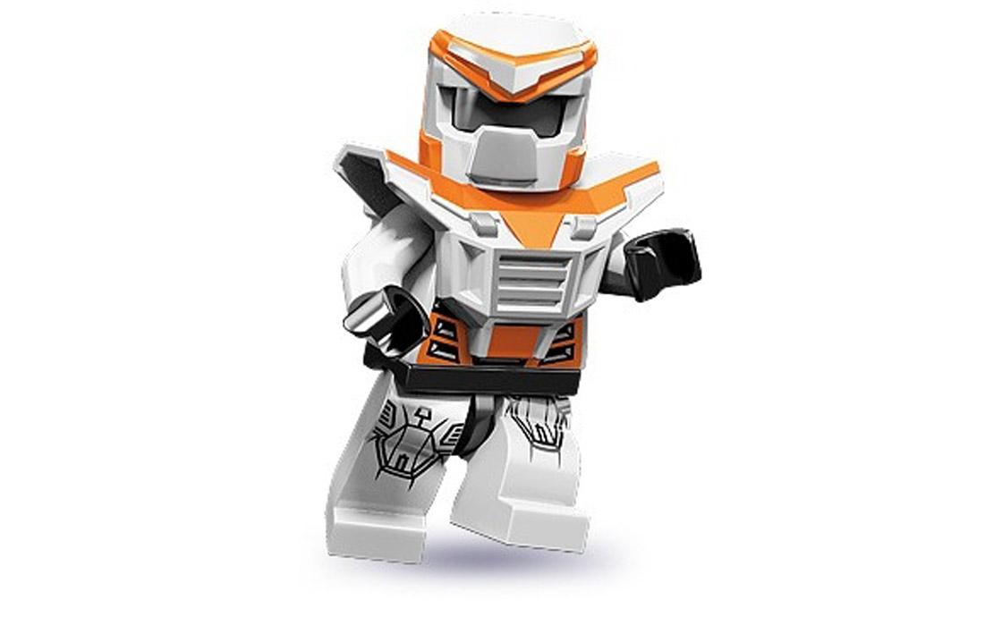LEGO Minifigures Механический боец (71000-13)