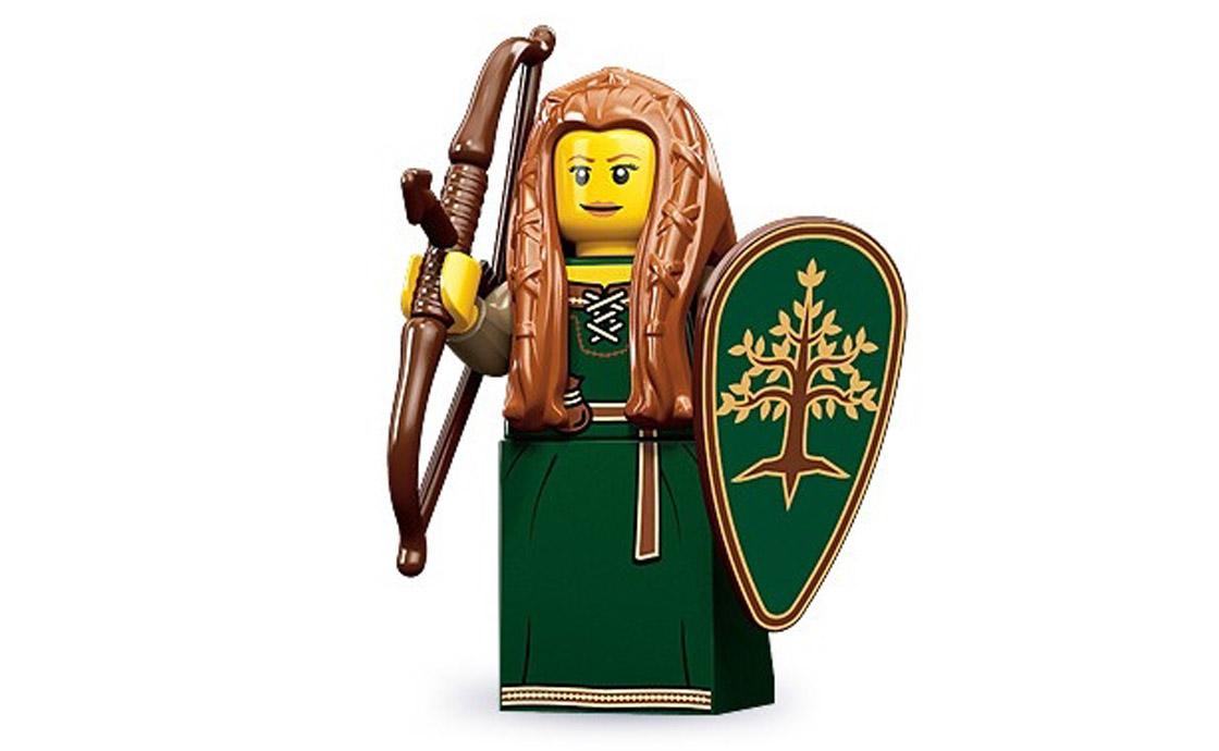 LEGO Minifigures Лесная дева (71000-15)