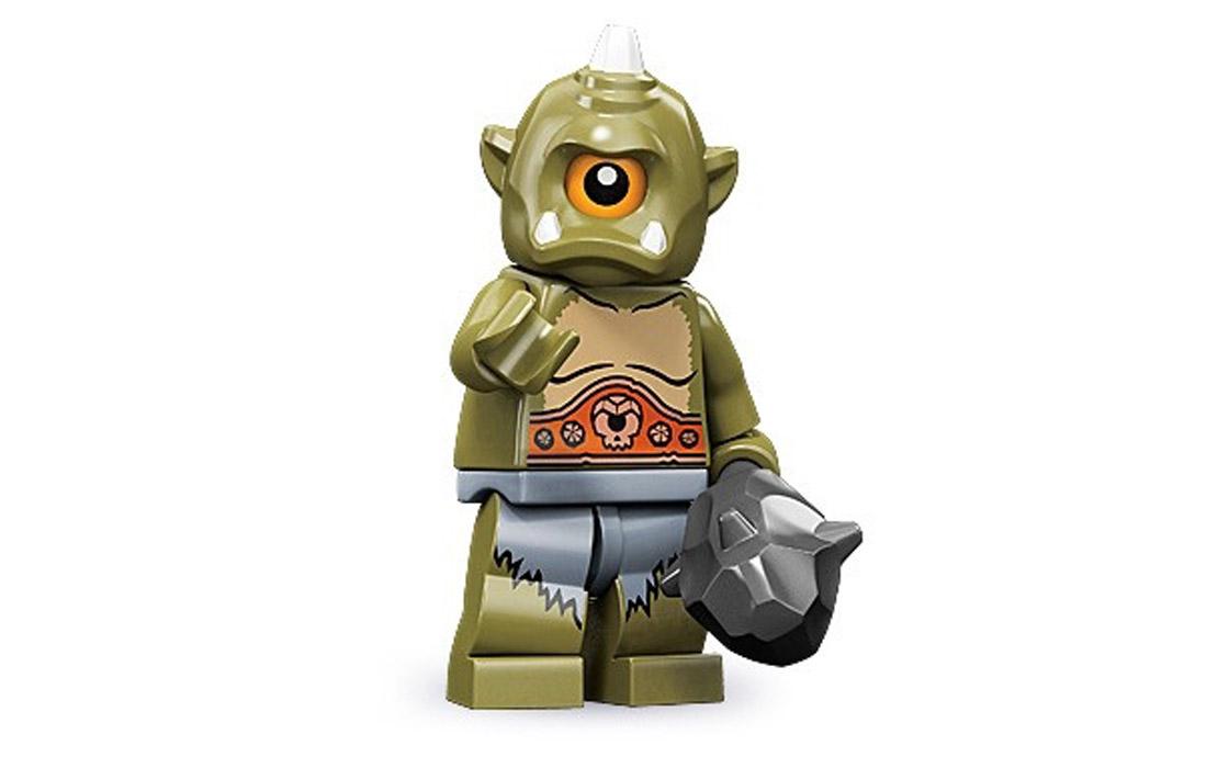 LEGO Minifigures Циклоп (71000-2)