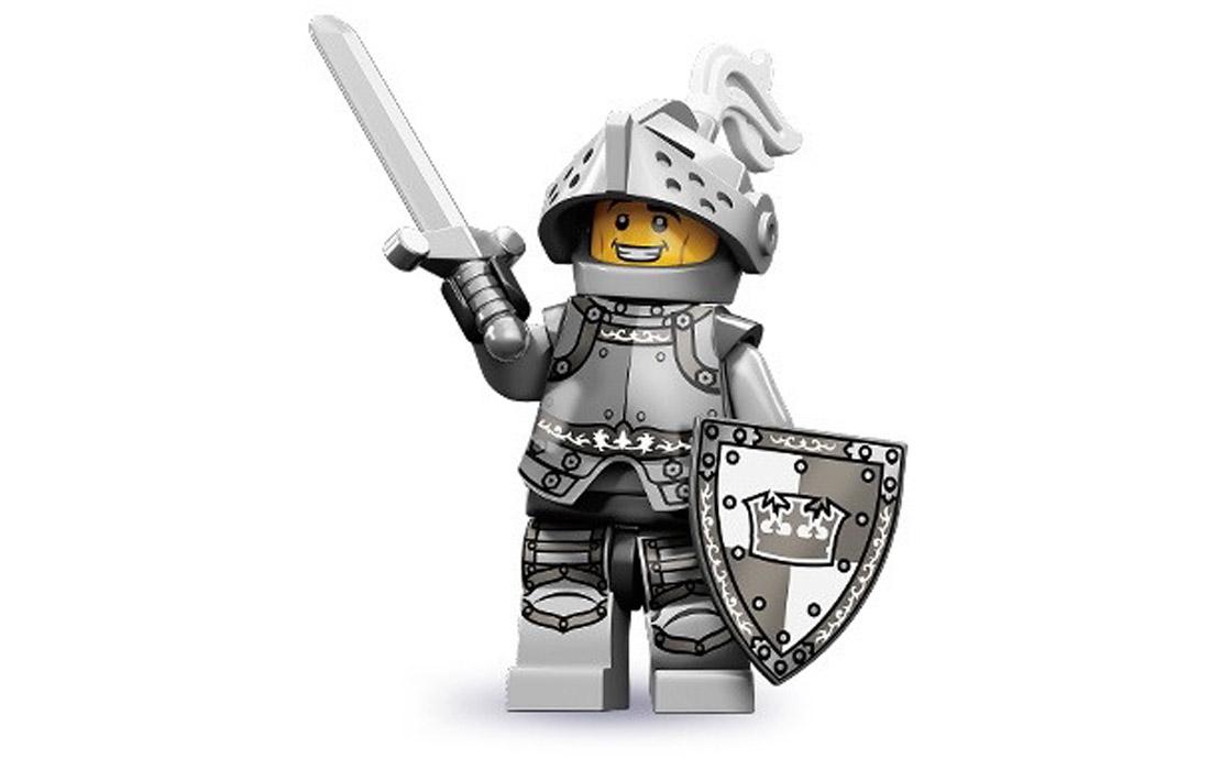 LEGO Minifigures Героический рыцарь (71000-4)