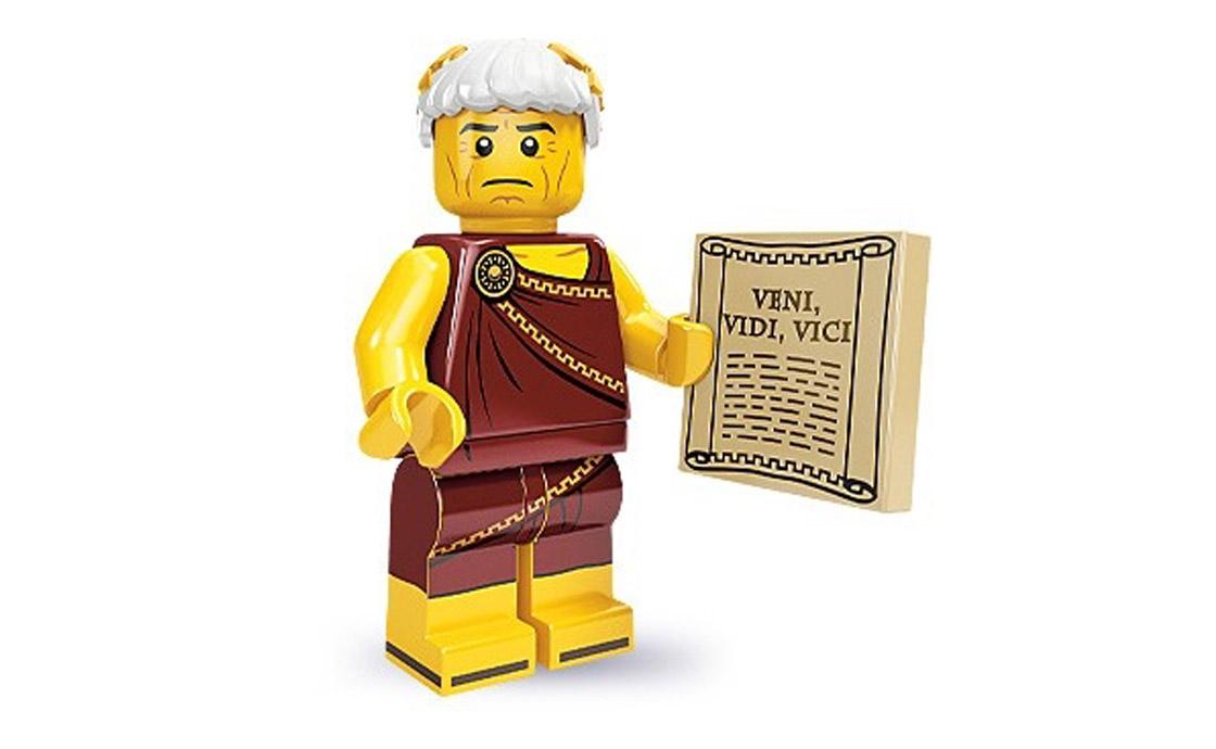 LEGO Minifigures Римский император (71000-5)