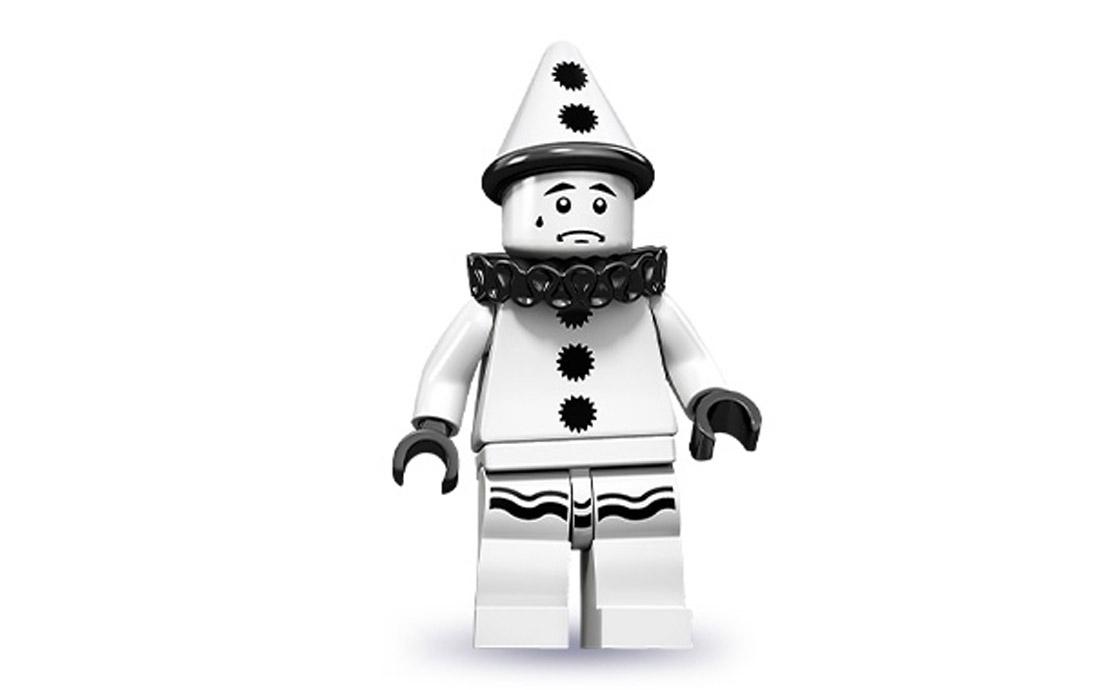 LEGO Minifigures Пьеро (71001-11)