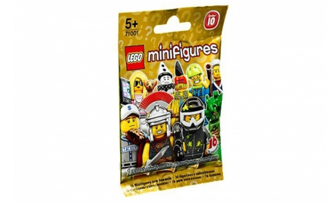 LEGO Minifigures Minifigures-vol 10 (71001-17)